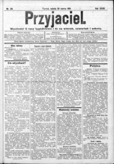 Przyjaciel : pismo dla ludu 1901 nr 39