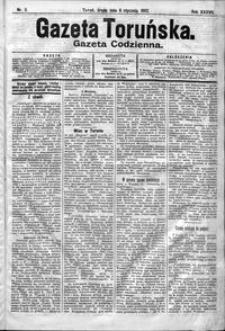 Gazeta Toruńska 1902, R. 38 nr 5
