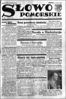Słowo Pomorskie 1933.03.03 R.13 nr 51