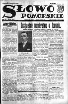 Słowo Pomorskie 1933.03.04 R.13 nr 52