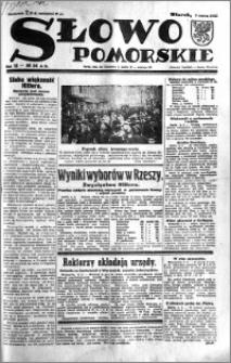 Słowo Pomorskie 1933.03.07 R.13 nr 54