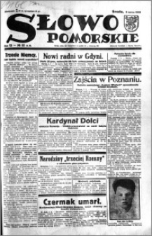 Słowo Pomorskie 1933.03.08 R.13 nr 55