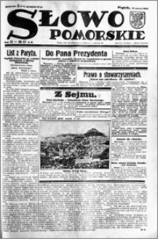 Słowo Pomorskie 1933.03.10 R.13 nr 57