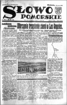 Słowo Pomorskie 1933.03.12 R.13 nr 59