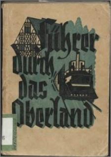Oberland : ein Führer und Wegweiser