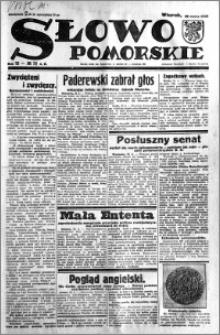 Słowo Pomorskie 1933.03.28 R.13 nr 72