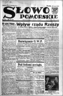 Słowo Pomorskie 1933.03.29 R.13 nr 73
