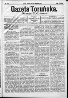 Gazeta Toruńska 1902, R. 38 nr 80