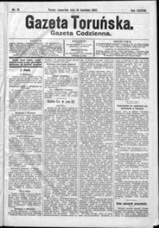 Gazeta Toruńska 1902, R. 38 nr 81