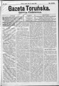 Gazeta Toruńska 1902, R. 38 nr 115