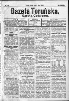 Gazeta Toruńska 1902, R. 38 nr 158