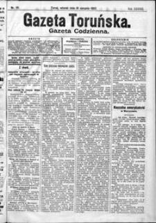 Gazeta Toruńska 1902, R. 38 nr 191