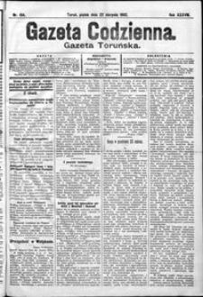 Gazeta Toruńska 1902, R. 38 nr 194