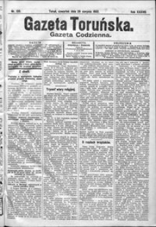 Gazeta Toruńska 1902, R. 38 nr 199