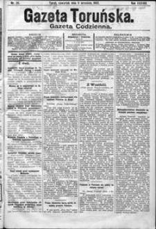 Gazeta Toruńska 1902, R. 38 nr 211