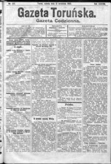 Gazeta Toruńska 1902, R. 38 nr 213