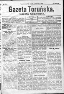 Gazeta Toruńska 1902, R. 38 nr 229