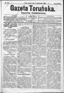 Gazeta Toruńska 1902, R. 38 nr 245