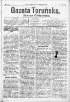 Gazeta Toruńska 1902, R. 38 nr 271