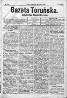Gazeta Toruńska 1902, R. 38 nr 282