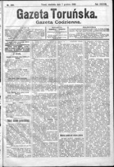 Gazeta Toruńska 1902, R. 38 nr 284 + dodatek