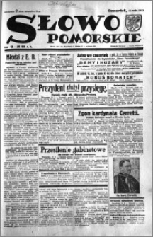 Słowo Pomorskie 1933.05.11 R.13 nr 108
