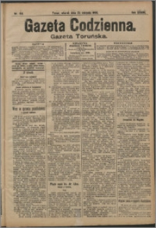 Gazeta Toruńska 1903, R. 39 nr 193