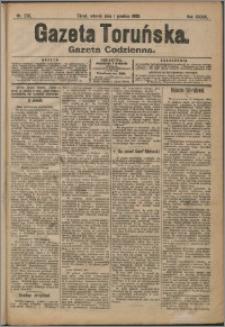 Gazeta Toruńska 1903, R. 39 nr 276