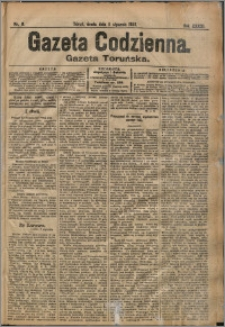 Gazeta Toruńska 1905, R. 41 nr 8