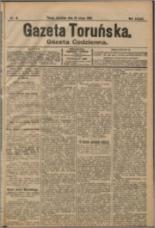 Gazeta Toruńska 1905, R. 41 nr 41