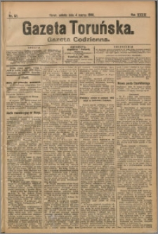 Gazeta Toruńska 1905, R. 41 nr 52