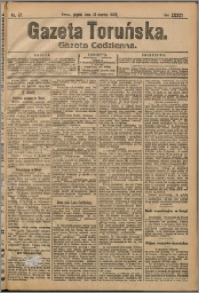 Gazeta Toruńska 1905, R. 41 nr 57