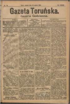 Gazeta Toruńska 1905, R. 41 nr 70