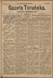 Gazeta Toruńska 1905, R. 41 nr 71