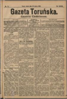 Gazeta Toruńska 1905, R. 41 nr 72