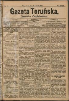 Gazeta Toruńska 1905, R. 41 nr 93 + dodatek