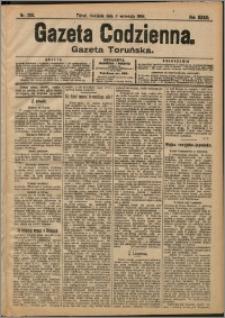 Gazeta Toruńska 1904, R. 40 nr 209 + dodatek