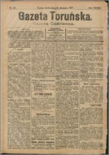 Gazeta Toruńska 1907, R. 43 nr 13
