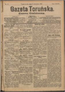 Gazeta Toruńska 1907, R. 43 nr 87