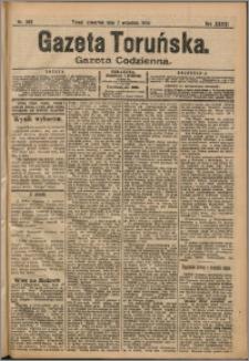 Gazeta Toruńska 1905, R. 41 nr 205