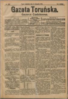 Gazeta Toruńska 1905, R. 41 nr 260