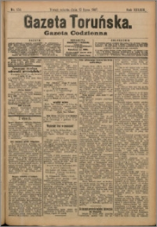 Gazeta Toruńska 1907, R. 43 nr 158