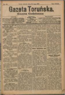Gazeta Toruńska 1907, R. 43 nr 172