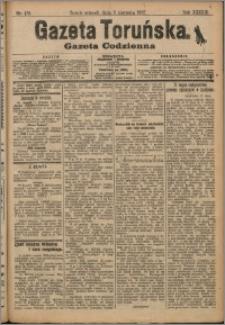 Gazeta Toruńska 1907, R. 43 nr 178