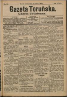 Gazeta Toruńska 1907, R. 43 nr 188