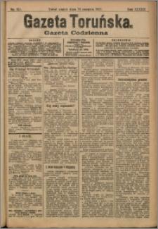 Gazeta Toruńska 1907, R. 43 nr 193