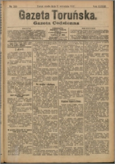 Gazeta Toruńska 1907, R. 43 nr 209