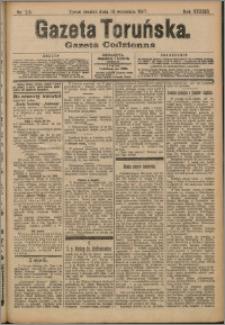 Gazeta Toruńska 1907, R. 43 nr 215