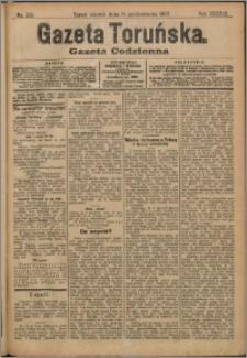 Gazeta Toruńska 1907, R. 43 nr 238