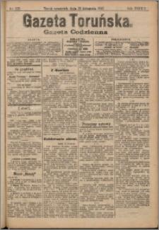 Gazeta Toruńska 1907, R. 43 nr 275